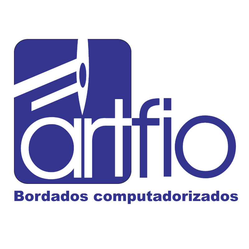 Artfio Bordados vector logo