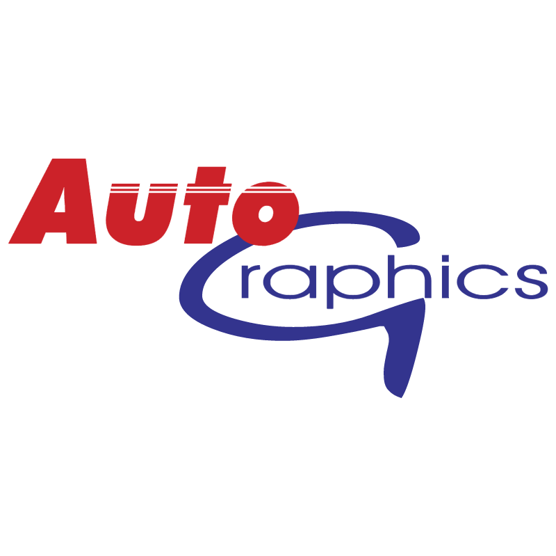 Auto Graphics vector logo
