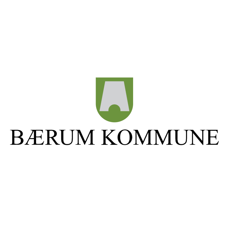 Baerum kommune 63031 vector
