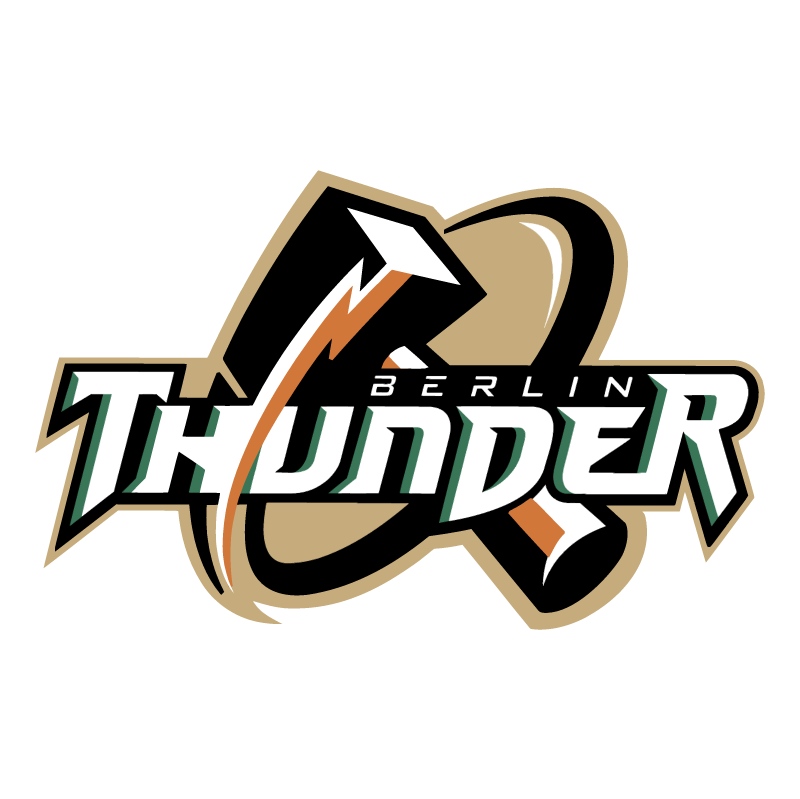 Berlin Thunder 43020 vector logo