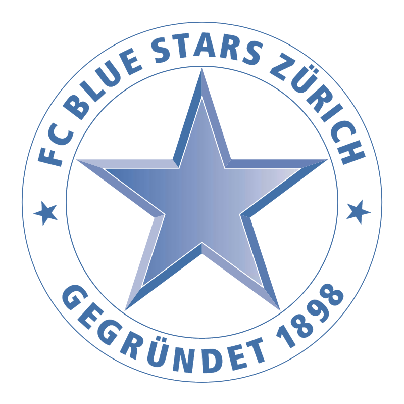 Blue Stars 37933 vector logo