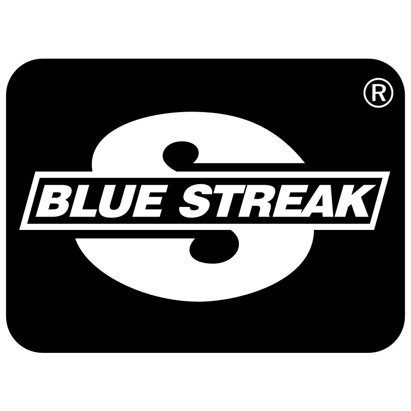 Blue Streak vector