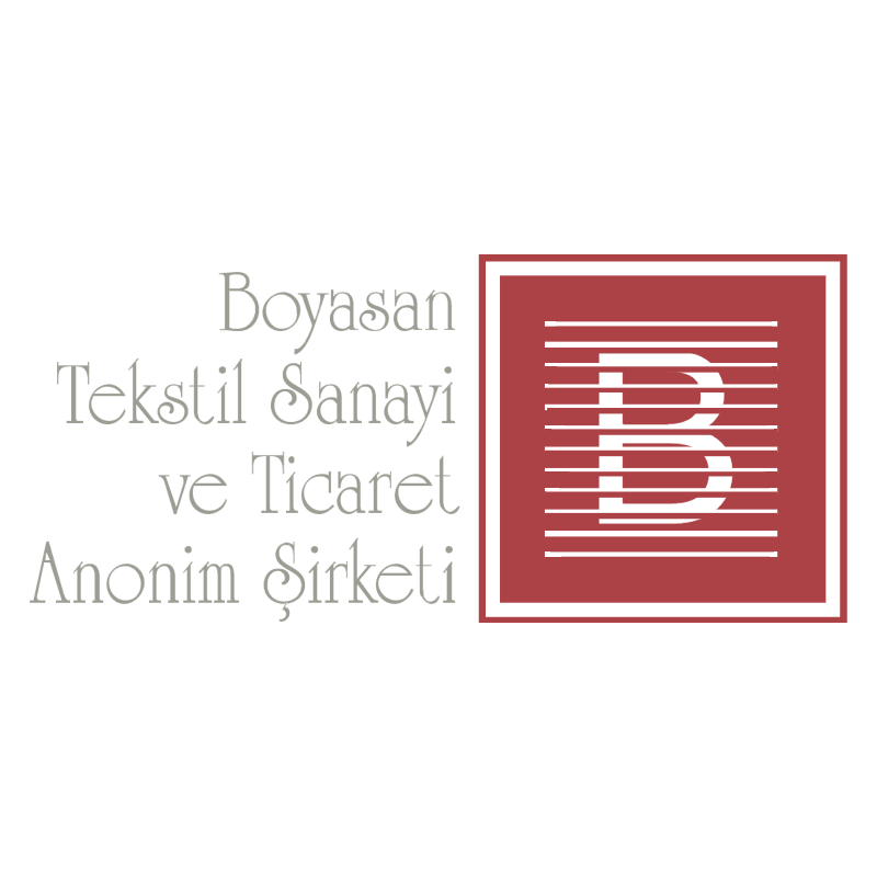 Boyasan Tekstil vector