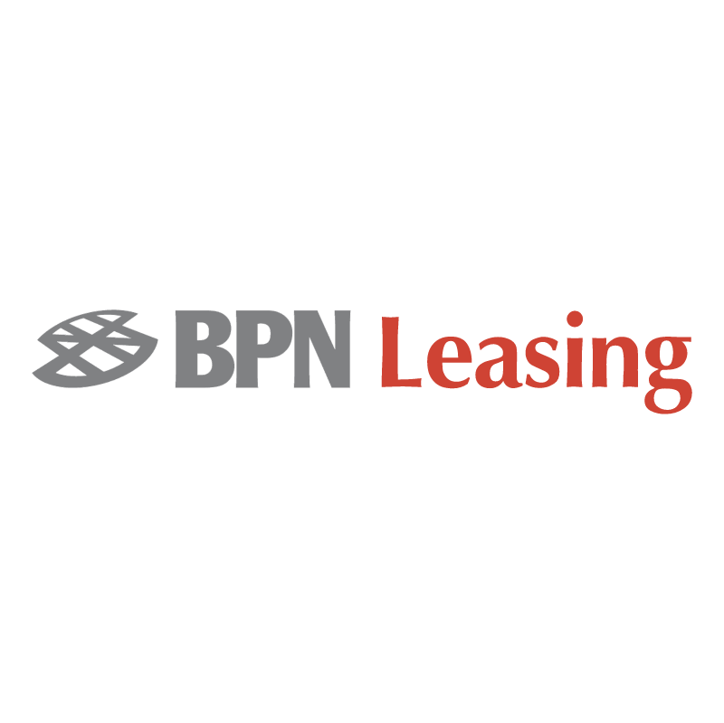 BPN Leasing vector