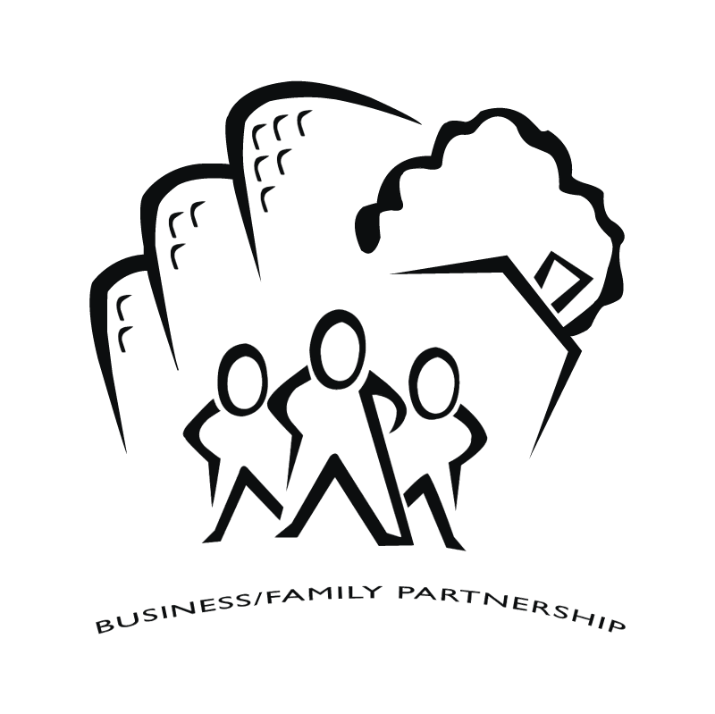 Business Family Partnership vector