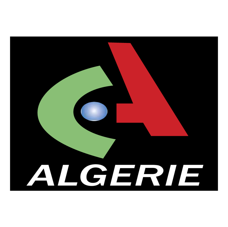 Canal Algerie TV vector
