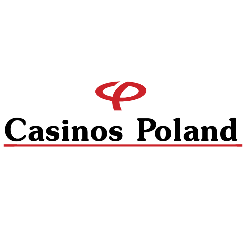 Casinos Poland vector
