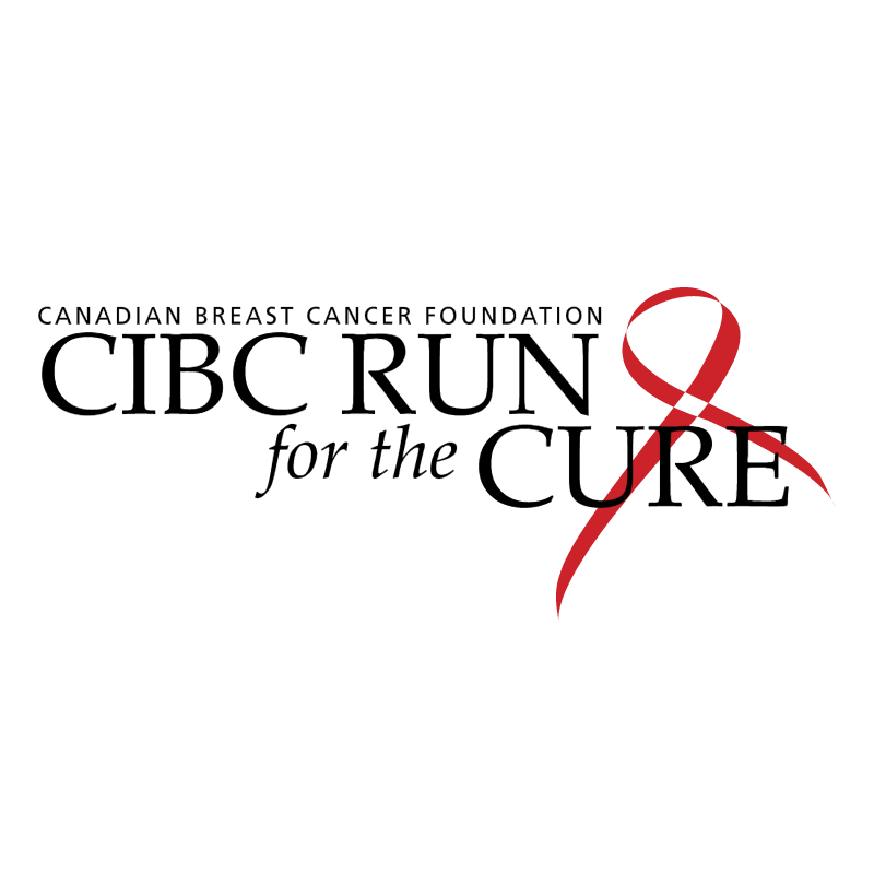CIBC Run for the Cure vector