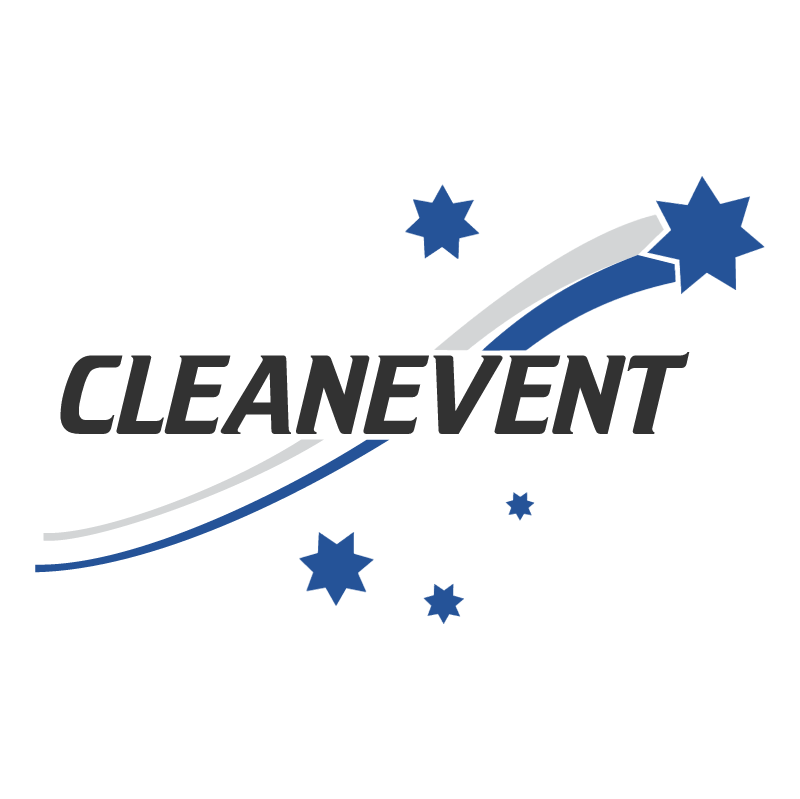 Cleanevent vector logo