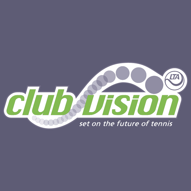Club Vision vector logo