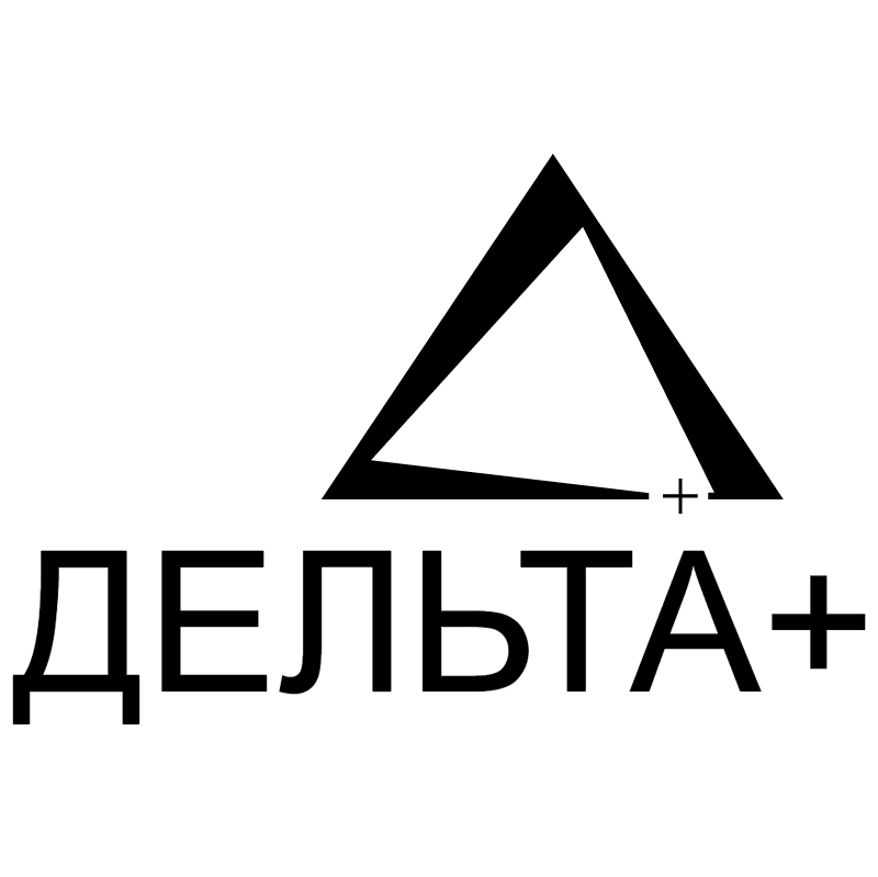 Delta Plus vector logo