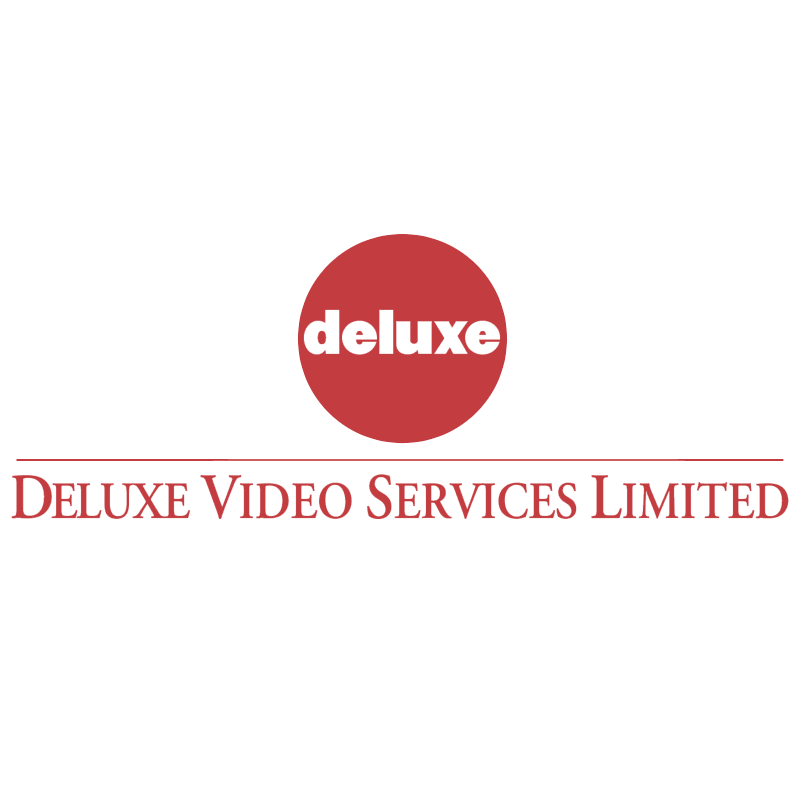 Deluxe Video Services vector