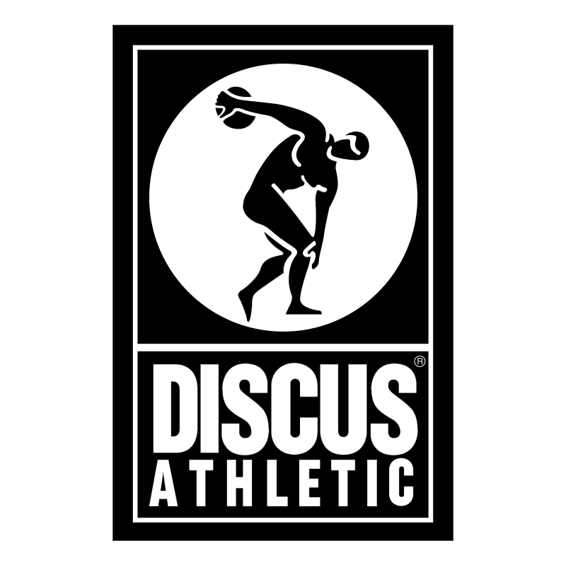 Discus Athletic vector