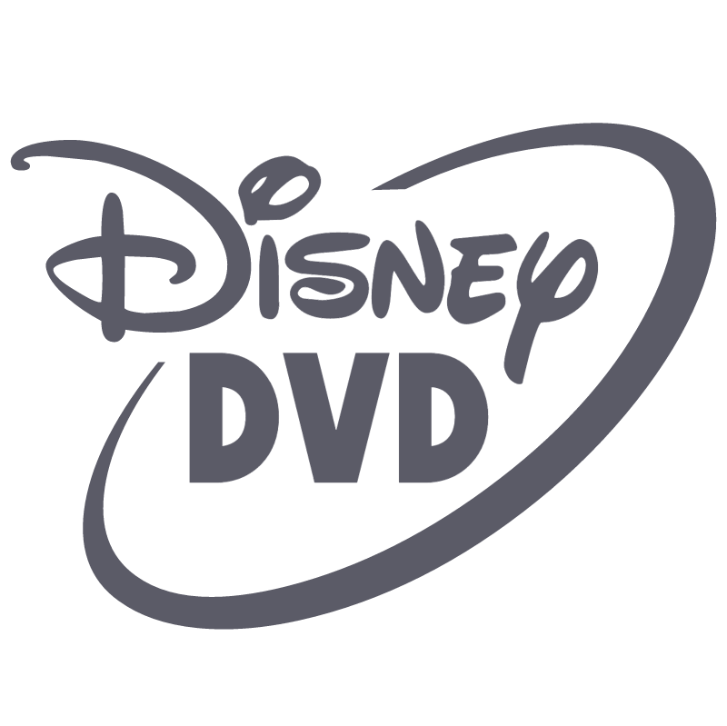 Disney DVD vector logo