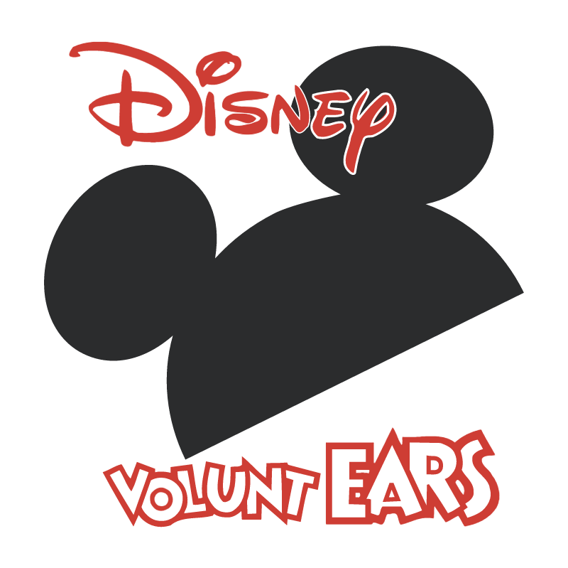 Disney Volunt Ears vector