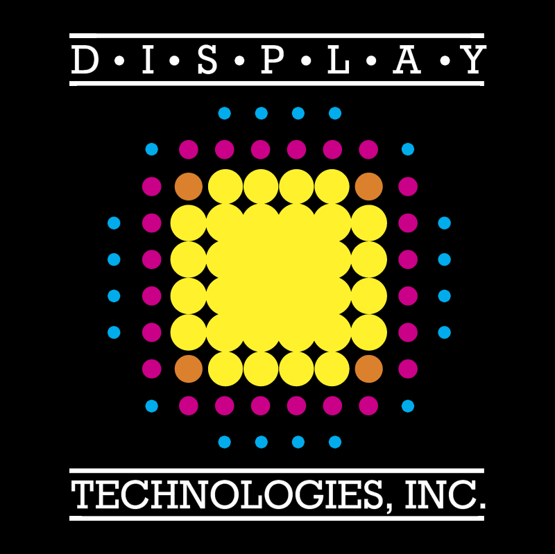 Display Technologies vector