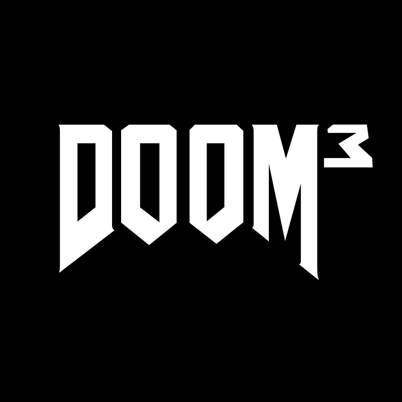 Doom 3 vector logo