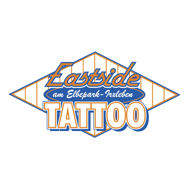 Eastside Tattoo vector logo