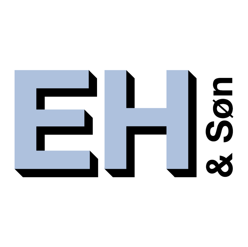 EH & Son vector logo