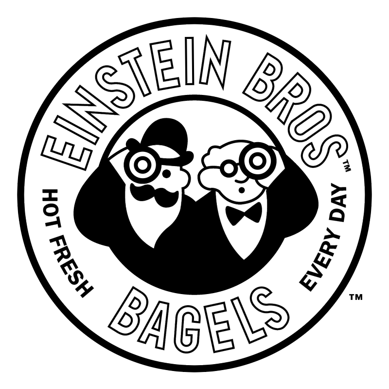 Einstein Bros Bagels vector