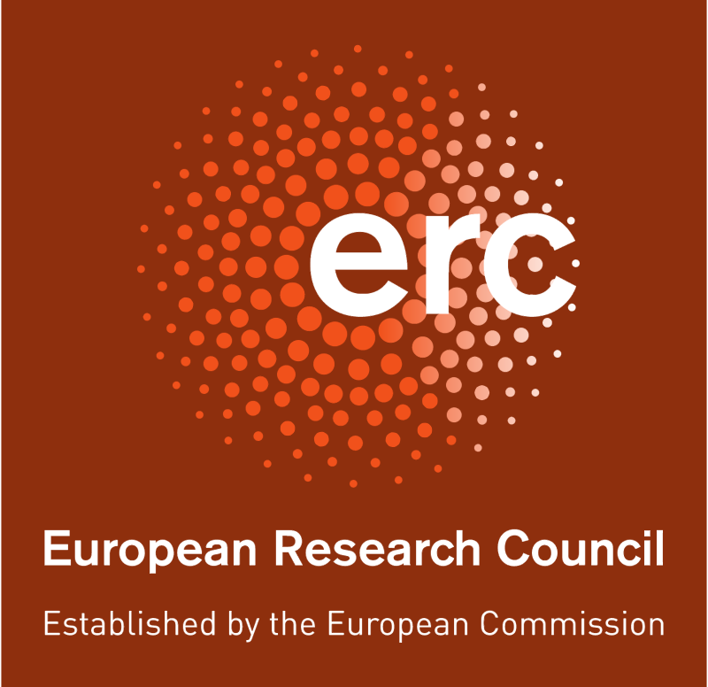 ERC European Research Council light vector logo