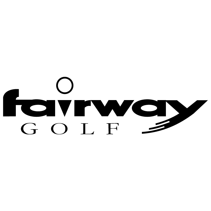 Fairway Golf vector logo