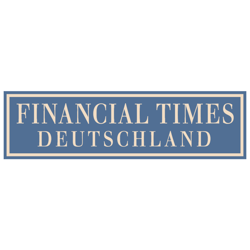 Financial Times Deutschland vector