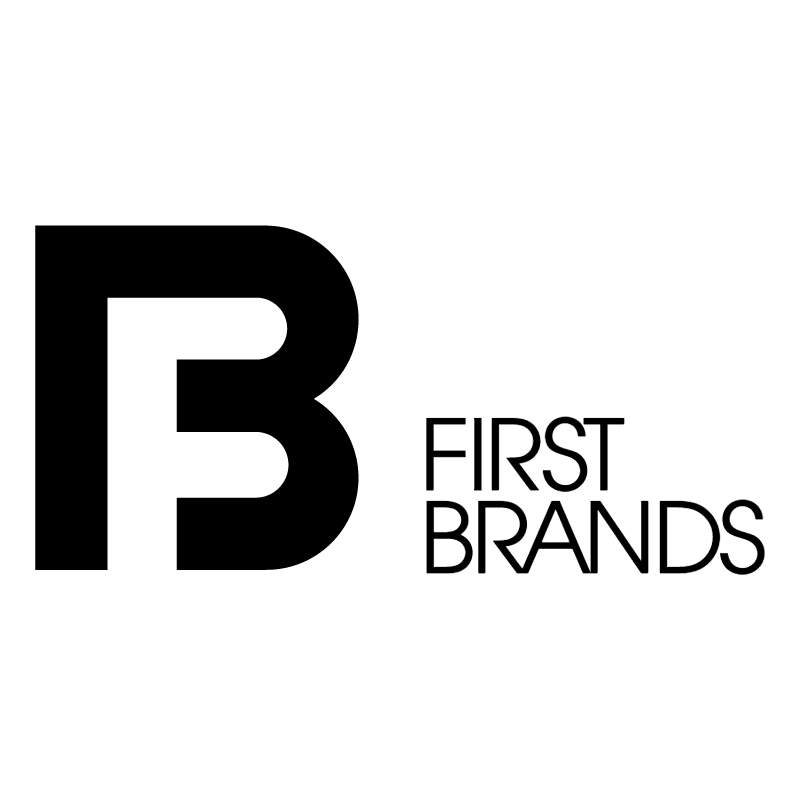 First Brands vector logo