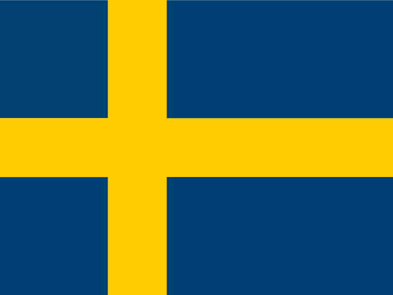 Flag of Sweden logo