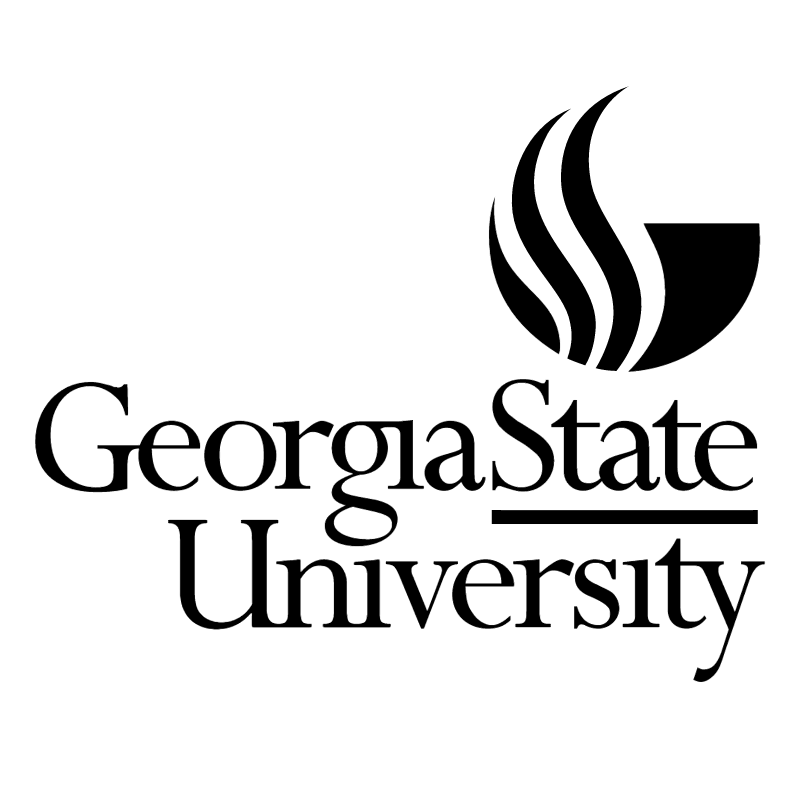 Georgia State University vector logo