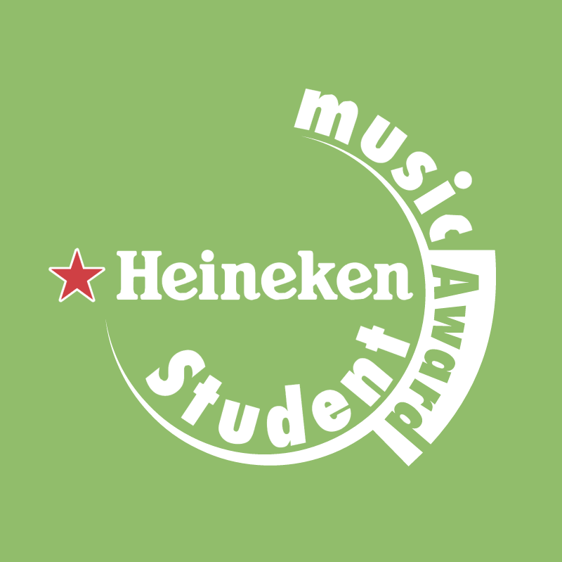 Heineken Student Music Award vector