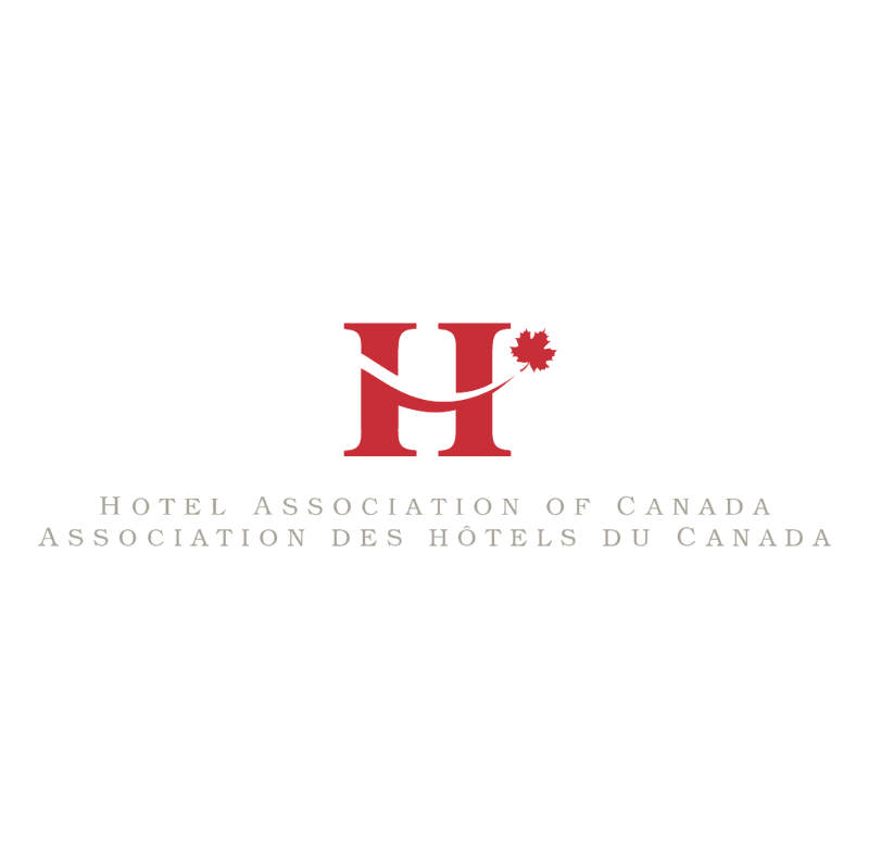 Hotel Association of Canada vector logo