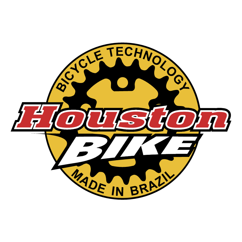 Houston Bike vector