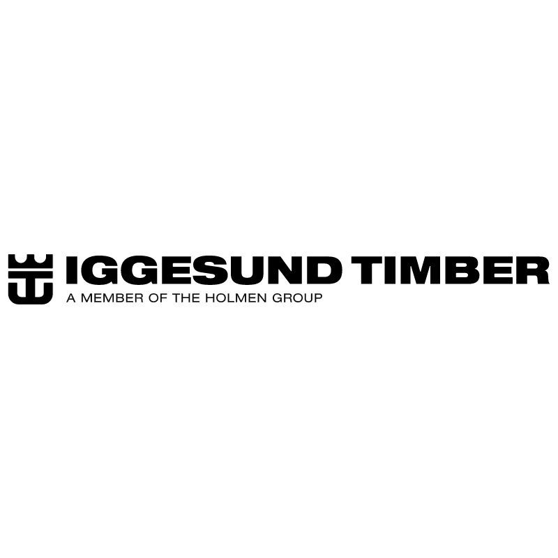 Iggesund Timber vector logo