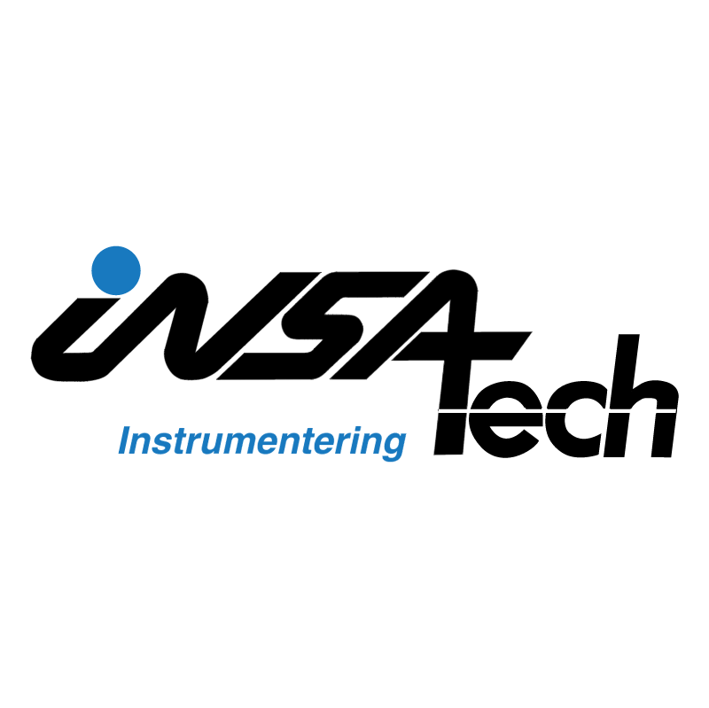 INSA tech vector logo