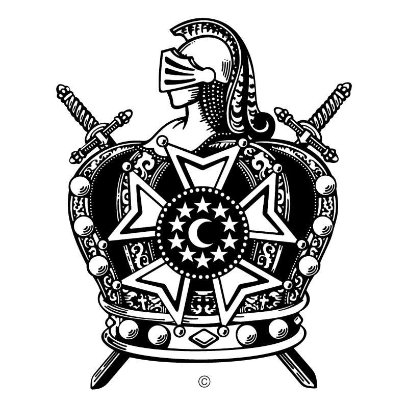 International Supreme Council Order Of De Molay logo