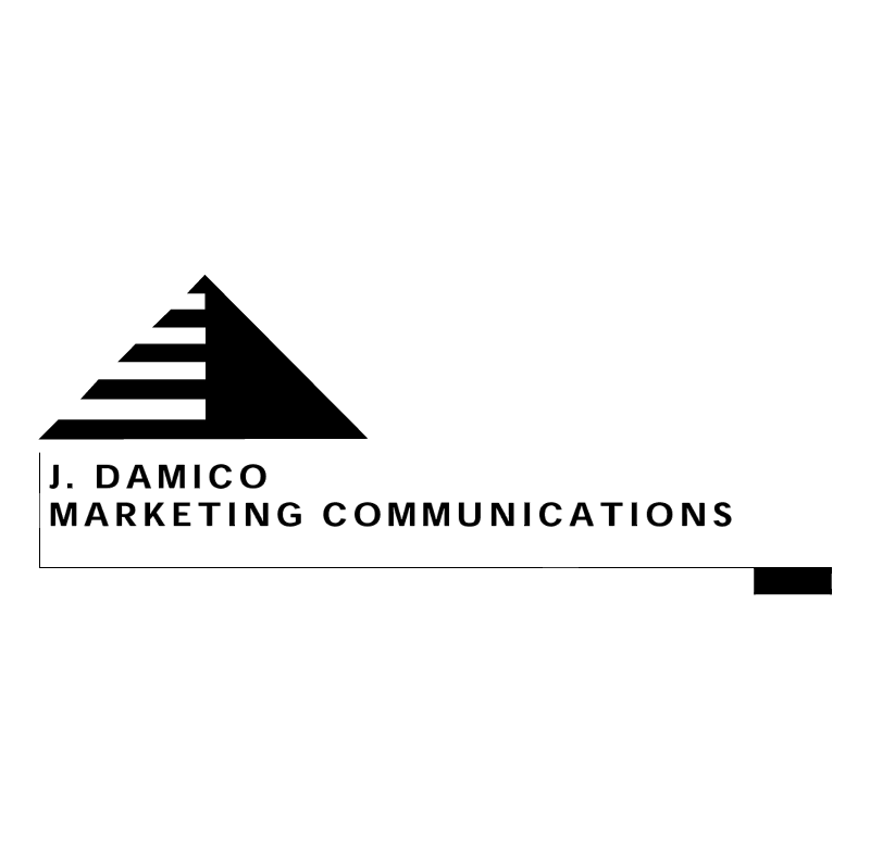 J Damico Marketing Communications vector