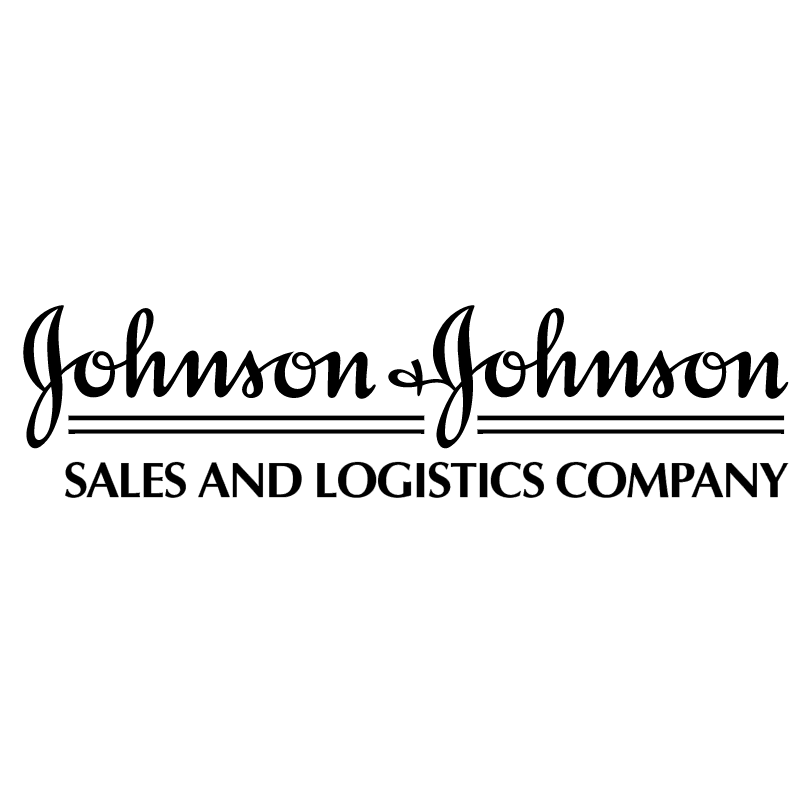 Johnson & Johnson Sales and Logistics Company vector