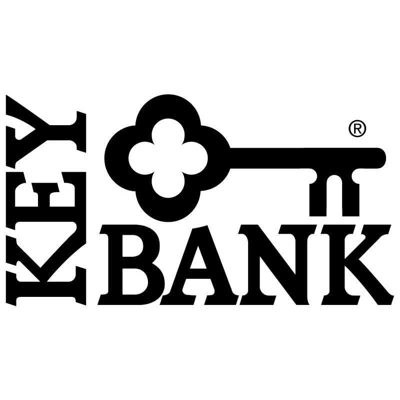 Key Bank vector