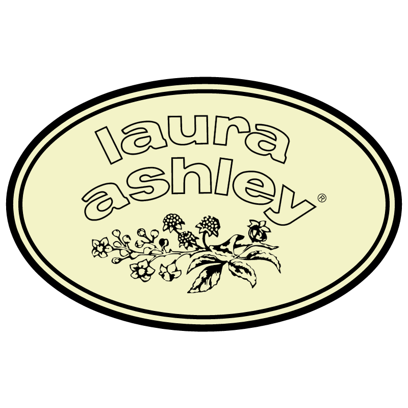 Laura Ashley vector