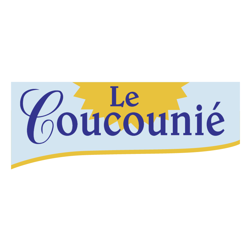 Le Coucounie vector logo