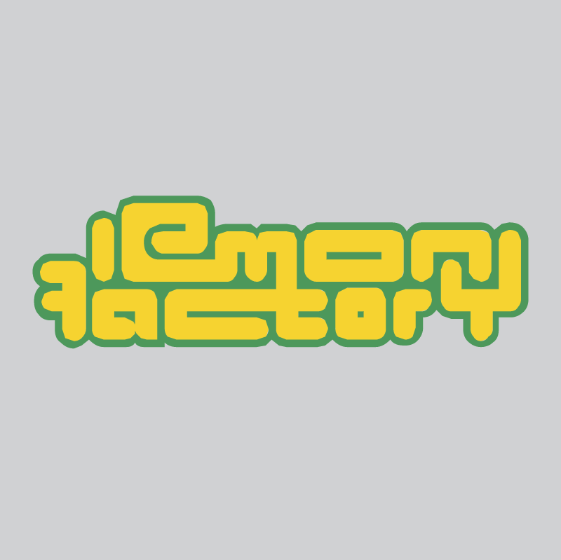 Lemon Factory vector