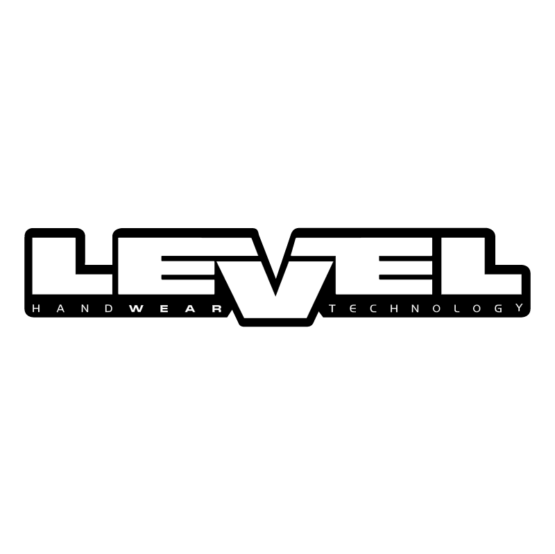 Level Handwear Technology vector logo