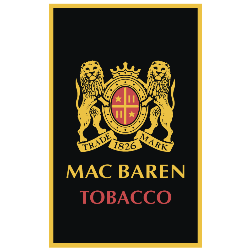 Mac Baren Tobacco vector