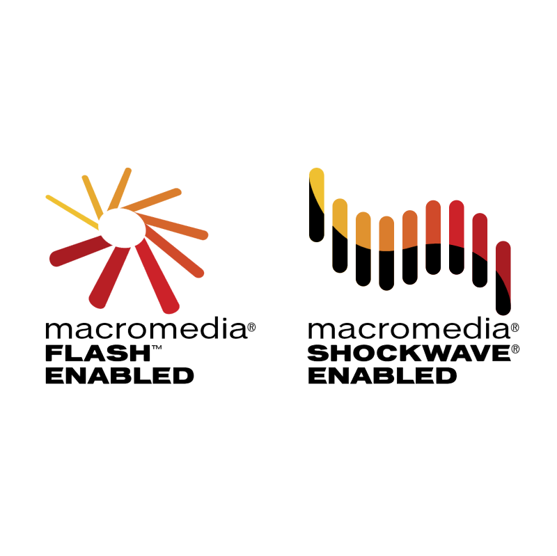 Macromedia Flash Enabled