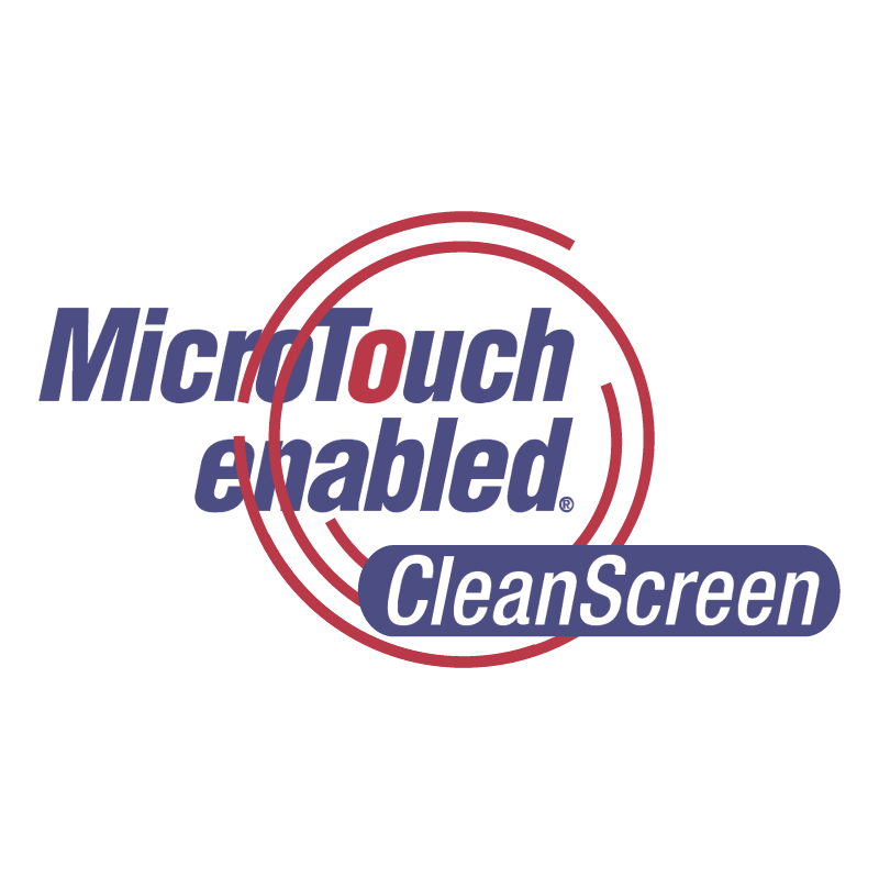 MictoTouch enabled vector logo