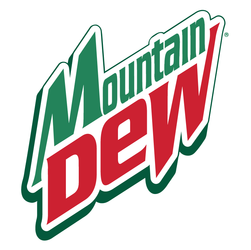 Mountain Dew vector logo