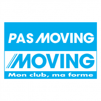 Moving Pas Moving vector