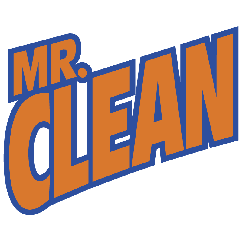 Mr Clean vector