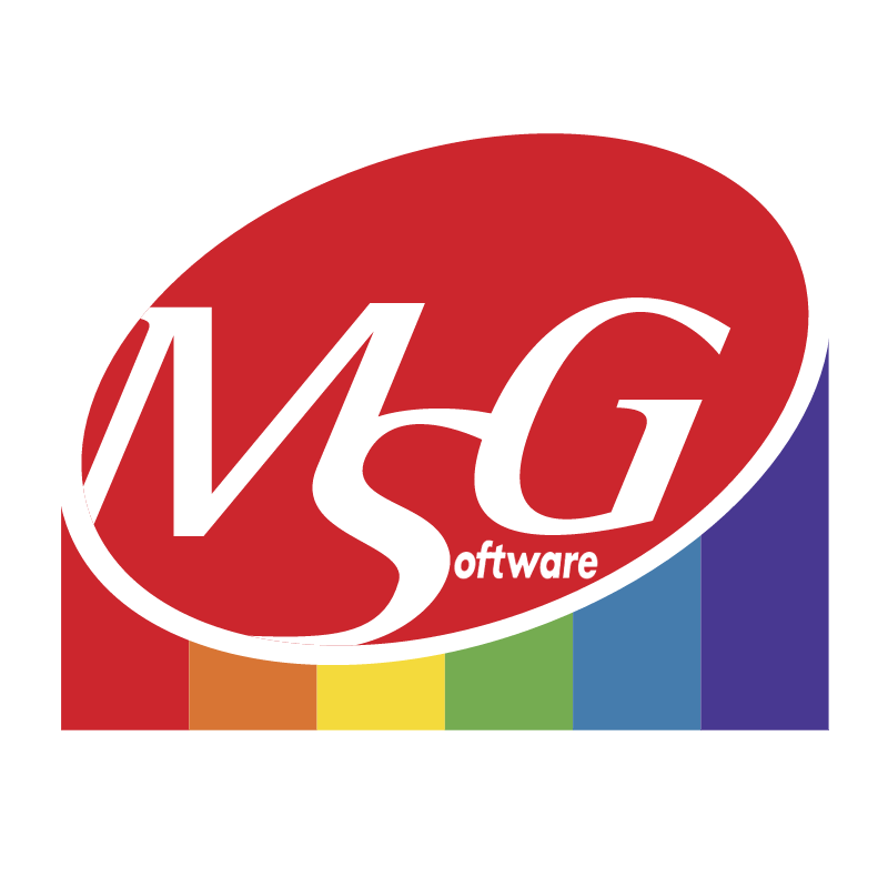 MSG Software vector